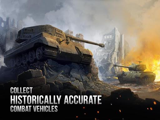 Armor Age Tank Games RTS War Machines Battle v1.17.309 screenshots 13