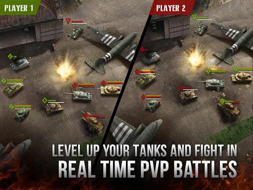 Armor Age Tank Games RTS War Machines Battle v1.17.309 screenshots 17