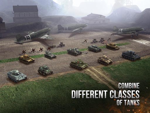 Armor Age Tank Games RTS War Machines Battle v1.17.309 screenshots 19