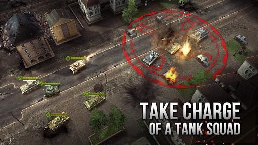 Armor Age Tank Games RTS War Machines Battle v1.17.309 screenshots 2