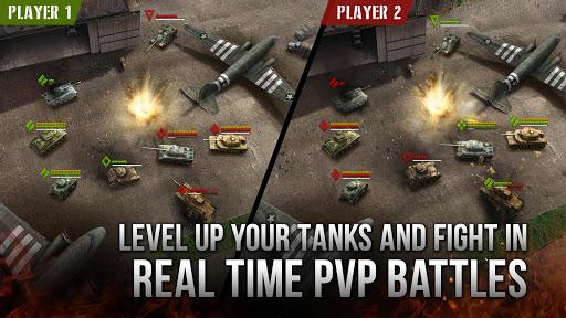 Armor Age Tank Games RTS War Machines Battle v1.17.309 screenshots 3