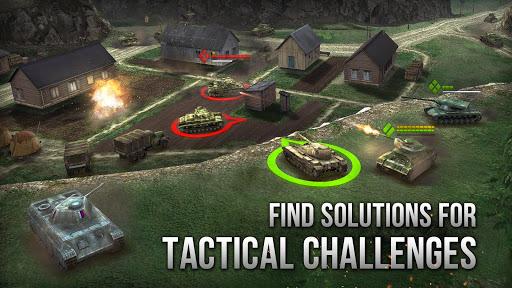 Armor Age Tank Games RTS War Machines Battle v1.17.309 screenshots 4