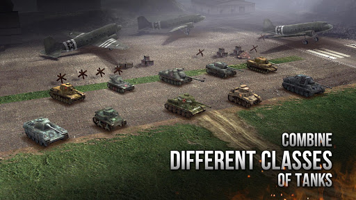Armor Age Tank Games RTS War Machines Battle v1.17.309 screenshots 5
