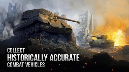Armor Age Tank Games RTS War Machines Battle v1.17.309 screenshots 6
