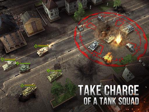 Armor Age Tank Games RTS War Machines Battle v1.17.309 screenshots 9