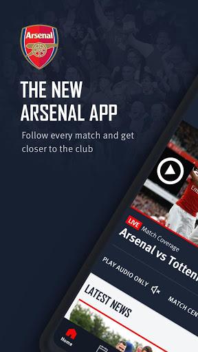Arsenal Official App v screenshots 1