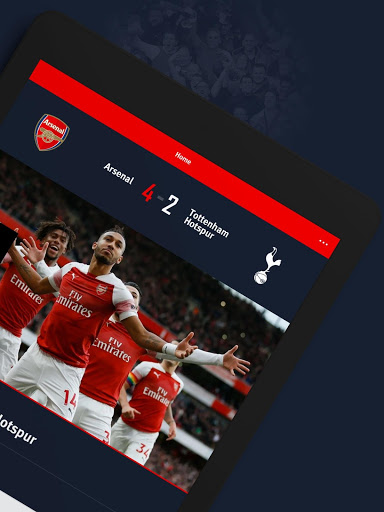 Arsenal Official App v screenshots 6
