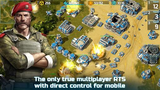 Art of War 3 PvP RTS modern warfare strategy game v1.0.90 screenshots 1