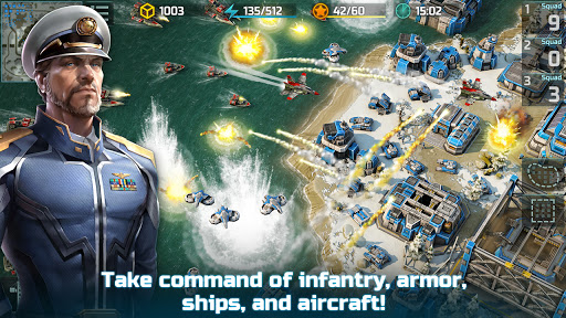 Art of War 3 PvP RTS modern warfare strategy game v1.0.90 screenshots 2