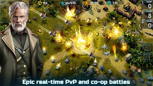 Art of War 3 PvP RTS modern warfare strategy game v1.0.90 screenshots 3