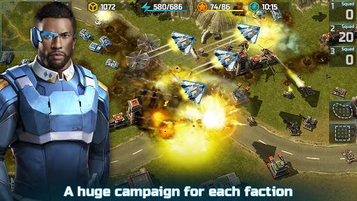 Art of War 3 PvP RTS modern warfare strategy game v1.0.90 screenshots 4