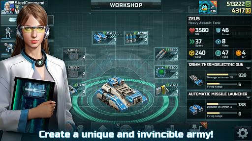 Art of War 3 PvP RTS modern warfare strategy game v1.0.90 screenshots 5