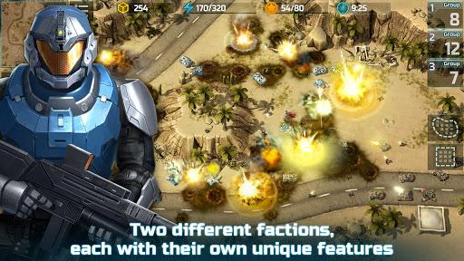 Art of War 3 PvP RTS modern warfare strategy game v1.0.90 screenshots 6