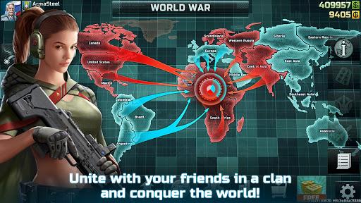 Art of War 3 PvP RTS modern warfare strategy game v1.0.90 screenshots 7