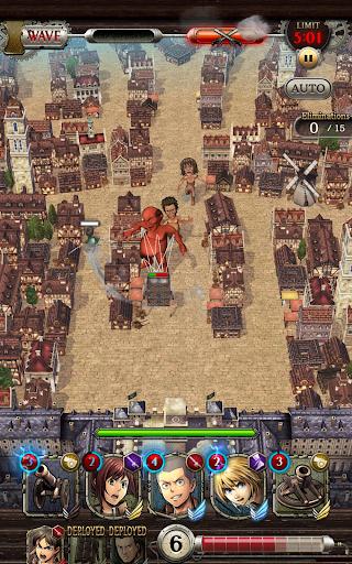 Attack on Titan TACTICS v1.10.02 screenshots 10
