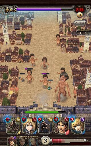 Attack on Titan TACTICS v1.10.02 screenshots 12