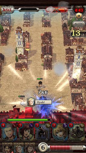 Attack on Titan TACTICS v1.10.02 screenshots 7