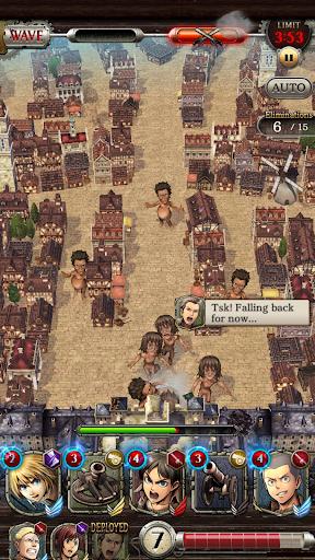 Attack on Titan TACTICS v1.10.02 screenshots 8