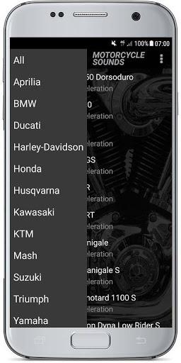 BIKE amp MOTORCYCLE SOUNDS v1.0.4 screenshots 2
