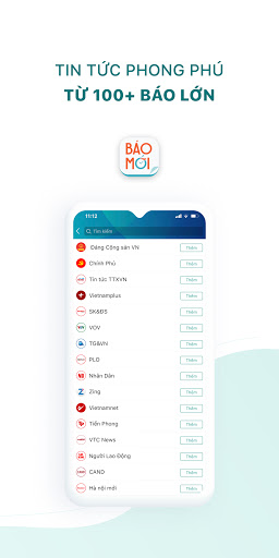 BO MI – c Bo Tin Tc 24h v21.06.02 screenshots 1