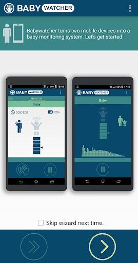 Baby Monitor – Babywatcher v0.5.7 screenshots 1