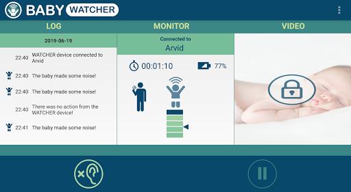 Baby Monitor – Babywatcher v0.5.7 screenshots 12