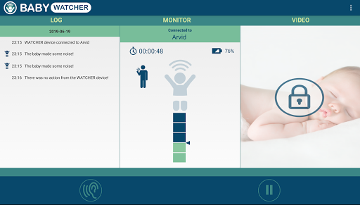 Baby Monitor – Babywatcher v0.5.7 screenshots 7