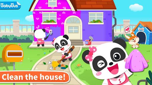 Baby Panda s House Cleaning v8.52.00.00 screenshots 1