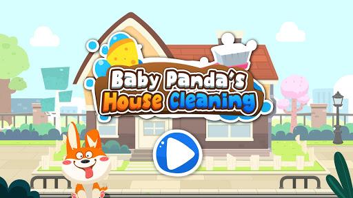 Baby Panda s House Cleaning v8.52.00.00 screenshots 12