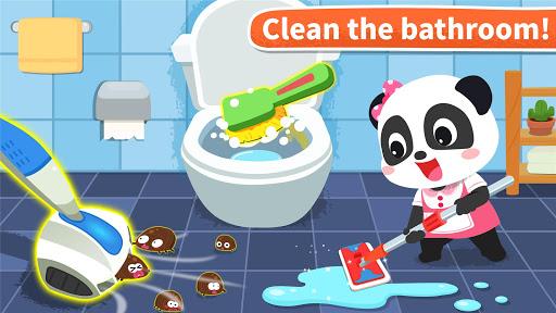 Baby Panda s House Cleaning v8.52.00.00 screenshots 5