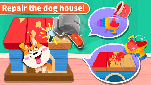 Baby Panda s House Cleaning v8.52.00.00 screenshots 8