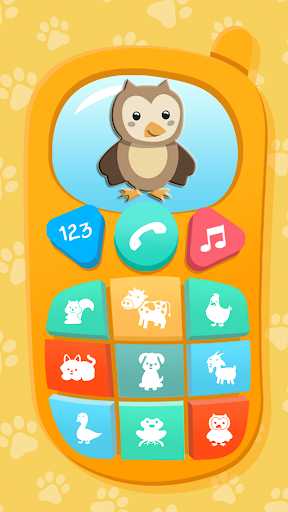 Baby Phone. Kids Game v9.5 screenshots 1