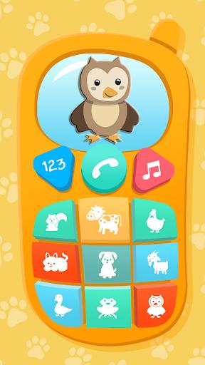 Baby Phone. Kids Game v9.5 screenshots 6