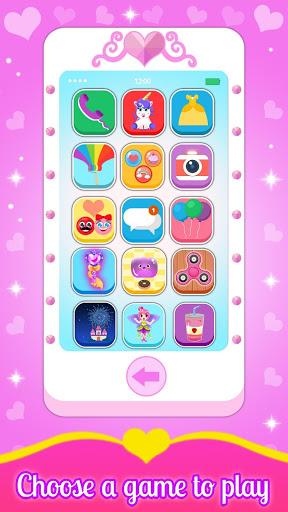 Baby Princess Phone v screenshots 1
