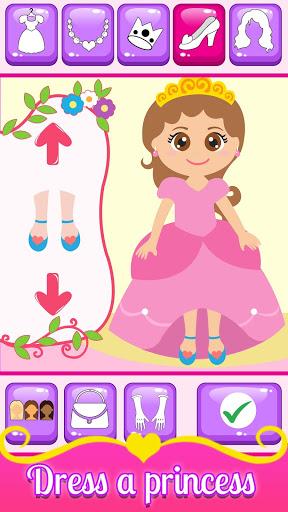 Baby Princess Phone v screenshots 2