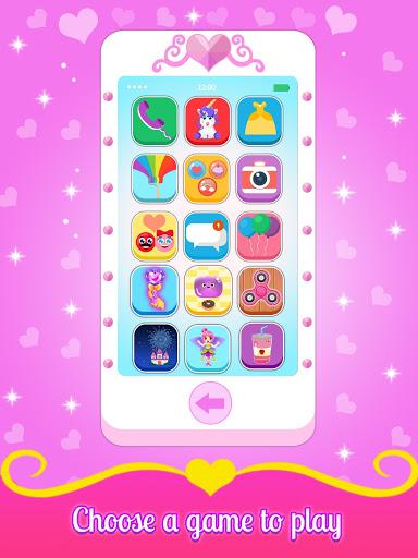 Baby Princess Phone v screenshots 4