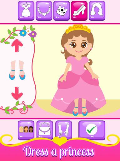 Baby Princess Phone v screenshots 5