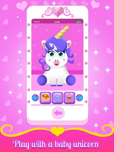 Baby Princess Phone v screenshots 6