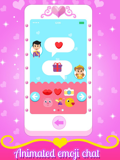Baby Princess Phone v screenshots 7