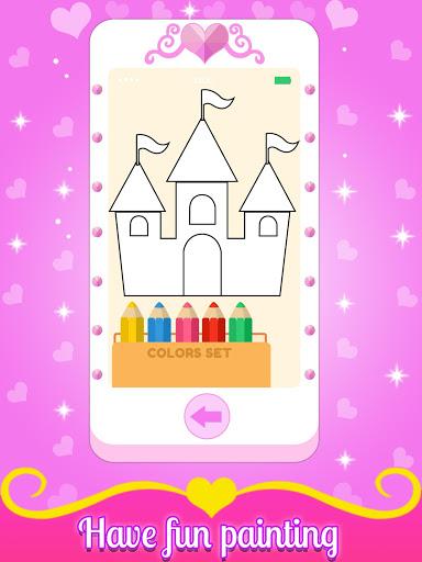 Baby Princess Phone v screenshots 8