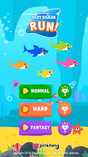 Baby Shark RUN v25 screenshots 1