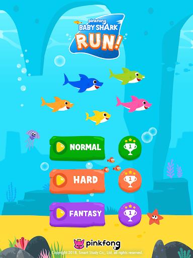 Baby Shark RUN v25 screenshots 5