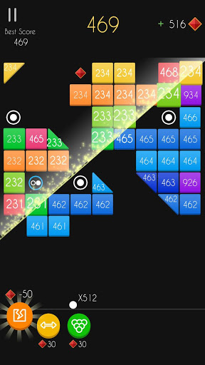 Balls Bricks Breaker 2 – Puzzle Challenge v screenshots 15
