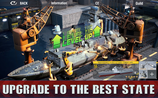 Battle Warship Naval Empire v1.5.0.7 screenshots 19