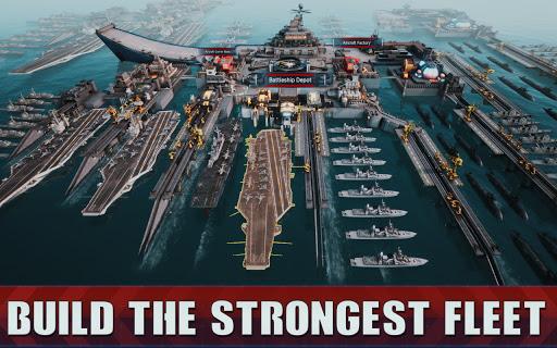 Battle Warship Naval Empire v1.5.0.7 screenshots 22