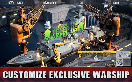 Battle Warship Naval Empire v1.5.0.7 screenshots 5