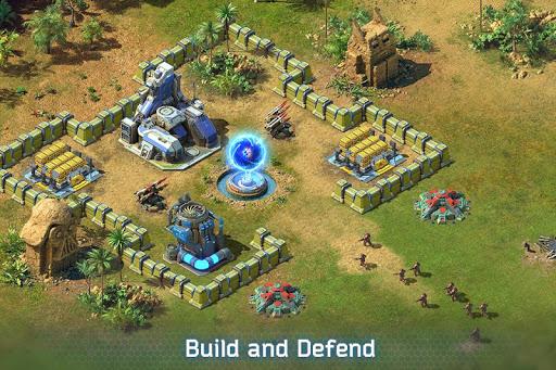Battle for the Galaxy v screenshots 1
