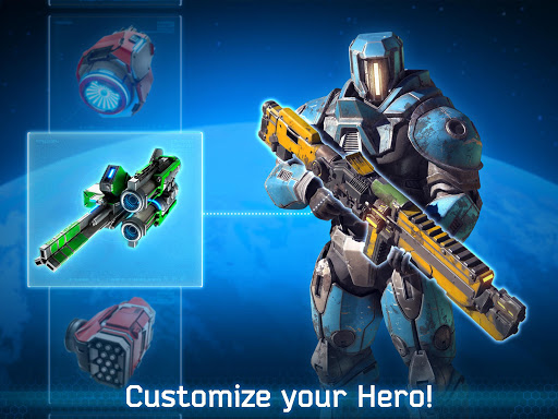 Battle for the Galaxy v screenshots 20