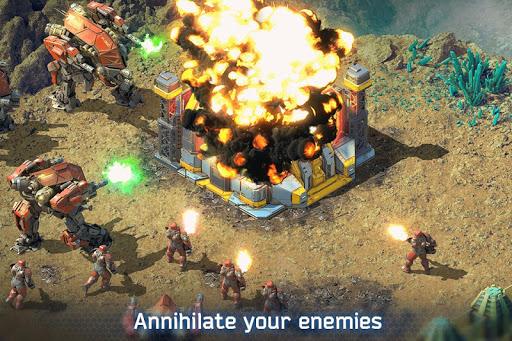 Battle for the Galaxy v screenshots 3