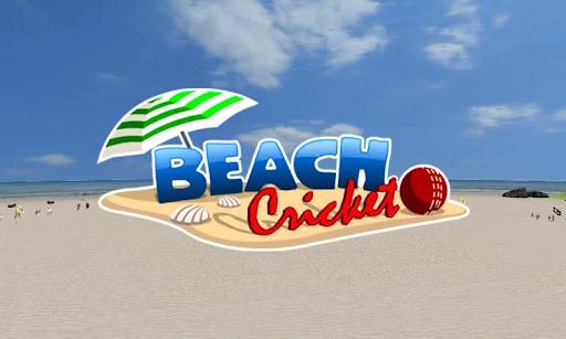 Beach Cricket v2.5.5 screenshots 1